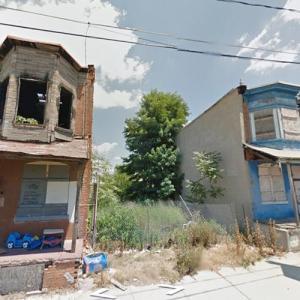 Camden - The Abandoned City #17 (StreetView)