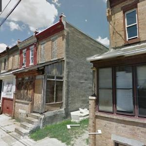 Camden - The Abandoned City #25 (StreetView)