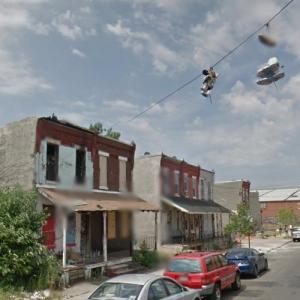 Camden - The Abandoned City #32 (StreetView)