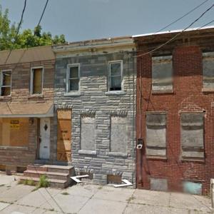 Camden - The Abandoned City #39 (StreetView)