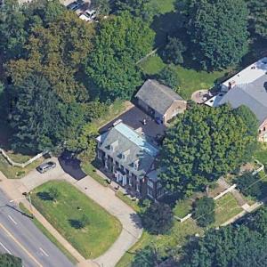 Grace Kelly's Childhood Home (Google Maps)