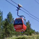La Massana-Pal Aerial Tramway (StreetView)