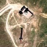 Sud Radio Transmitter Pic Blanc (Google Maps)