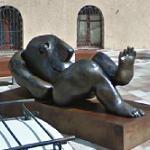 Sculpture by Juan Ripollés