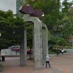 'Bell Gate' by Lee Kelly (StreetView)