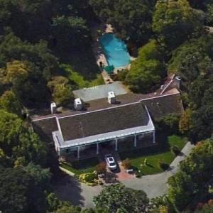 Y.A. Tittle's House (Google Maps)