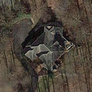 Ozzie Newsome's House (Google Maps)