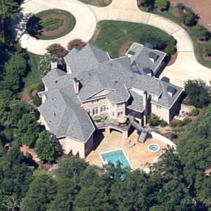 Ron Francis' House (Google Maps)