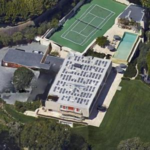 Andrew Hauptman & Ellen Bronfman's House (Former) (Google Maps)
