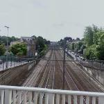 Versailles rail accident (StreetView)