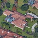 Dave Andreychuk's House (Google Maps)