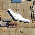 Shrouded Wing (Google Maps)