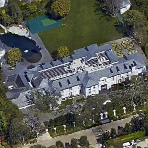 "Sean ""Puffy"" Combs' House (Google Maps)"
