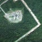 Russian ICBM launch site (Google Maps)