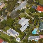 Ted Hendricks' House (Google Maps)