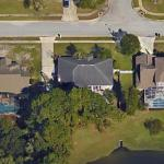 Jack Youngblood's House (Google Maps)