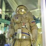 Cosmonaut space suit