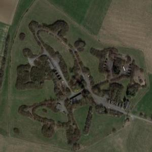 Hawk Site 31 near Munich (Google Maps)
