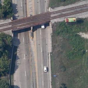 Cars Trucks And More >> Northwest Airlines Flight 255 crash site in Romulus, MI ...