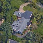 R.A. Dickey's House (Google Maps)