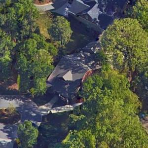 Bill Haas' House (Google Maps)