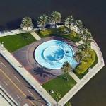 Bayfront Center Fountain