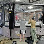 MMA Octagon (StreetView)