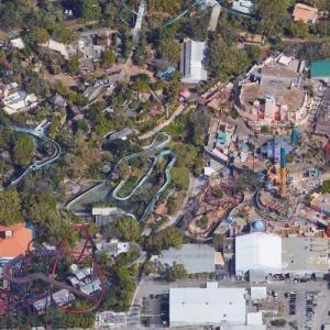 Busch Gardens Tampa Bay (Google Maps)