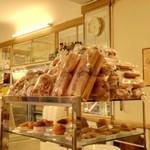 Lots of bread (StreetView)