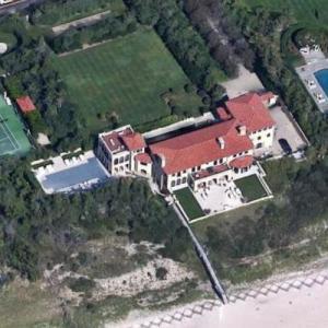 Andrew Stone's House (Google Maps)