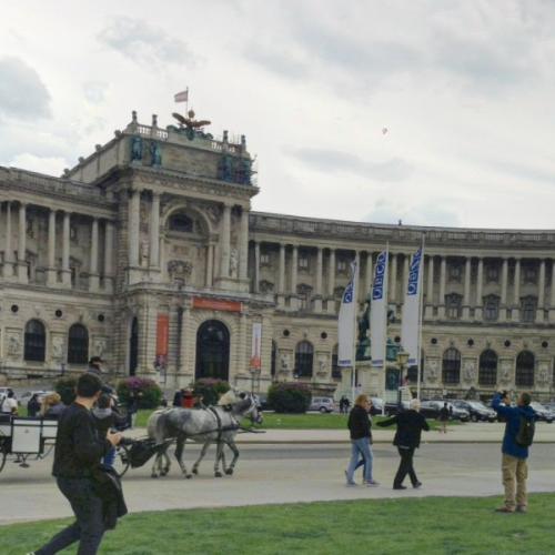 Hofburg Palace (StreetView)