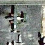 """Executive Sweet"" North American TB-25N Mitchell at Camarillo Airport (Google Maps)"
