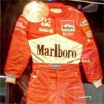 IndyCar drivers suit (StreetView)