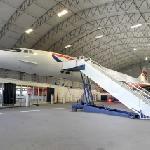 Concorde G-BOAC (StreetView)