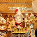 White Stork hat
