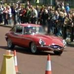 Jaguar XK-E (StreetView)