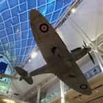 Supermarine Spitfire (StreetView)