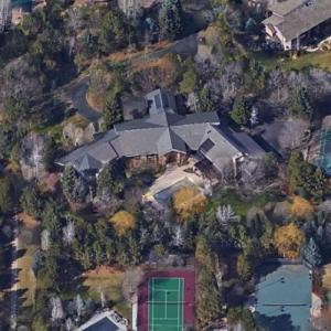 Donald Sturm's House (Google Maps)