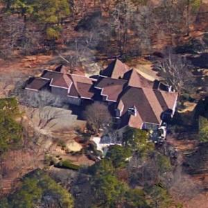 Mark Richt's House (former) (Google Maps)
