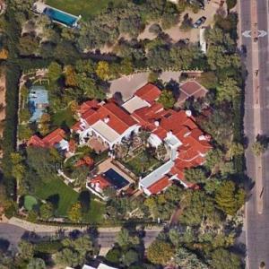 Paul Gilbert's House (Google Maps)