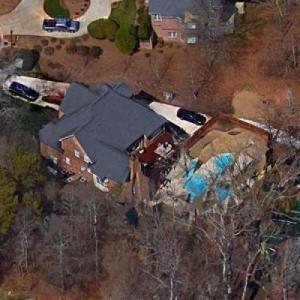 Dabo Swinney's House (Google Maps)