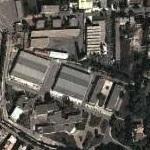 Algerian Military Intelligence or DRS (Google Maps)