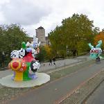 Nanas by Niki de Saint Phalle