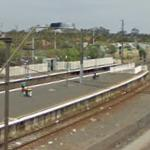Sunshine rail disaster (StreetView)