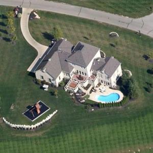 R.J. Umberger's House (Google Maps)