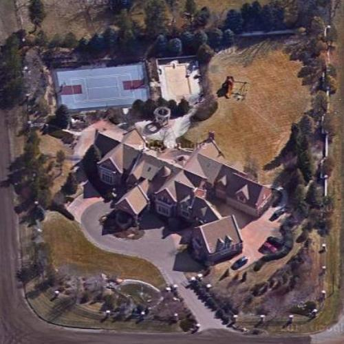 Barney Vissers House In Englewood CO Google Maps