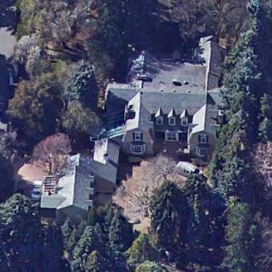 Philip Anschutz's House (Google Maps)