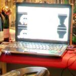 Laptop (StreetView)