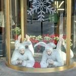 Unusual Christmas decoration (StreetView)