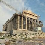 Parthenon on Acropolis (StreetView)